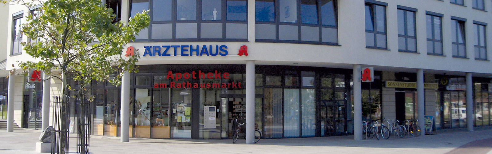 Ärztehaus Kleinmachow