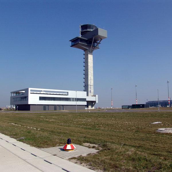 BBI Flughafen International Tower