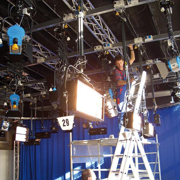Fernsehstudio Bratislava Slowake