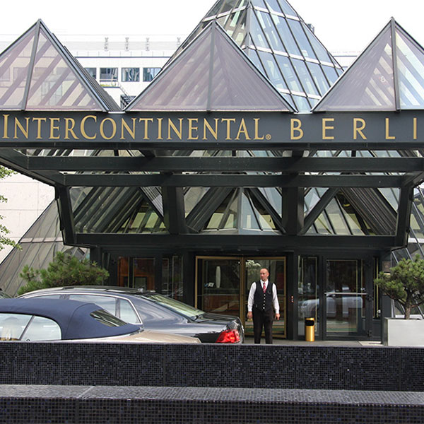 Hotel Intercontinental Berlin