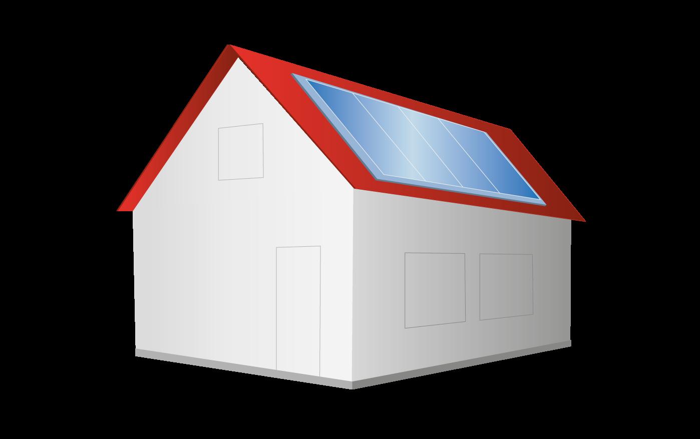 Solaranlage Dach