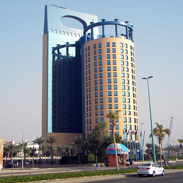 Studio Jeddah Saudi Arabien