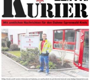 KaWe Kurier Phillipp Schenker