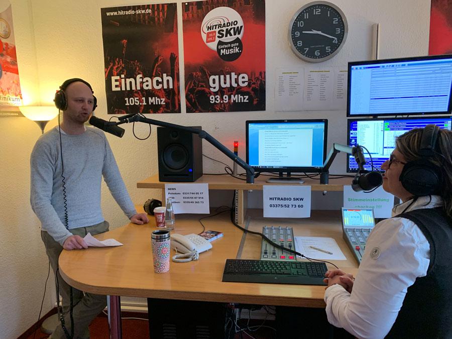 Philipp Mally zu Gast bei SKW
