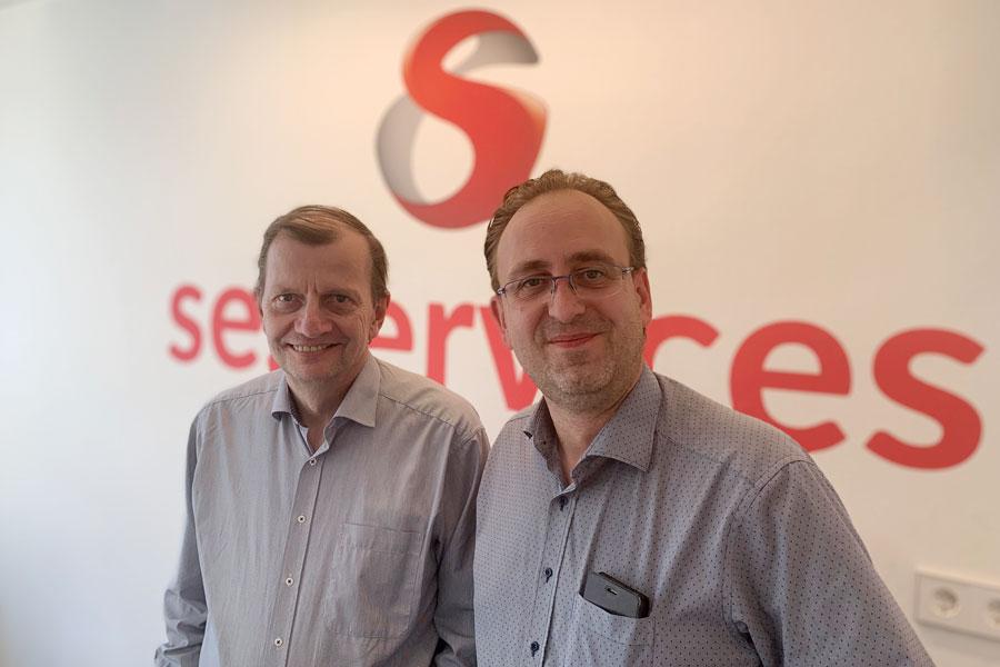 Michael, 60 & Carsten, 47