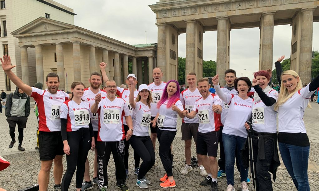 Firmenlauf 2019 Brandenburger Tor