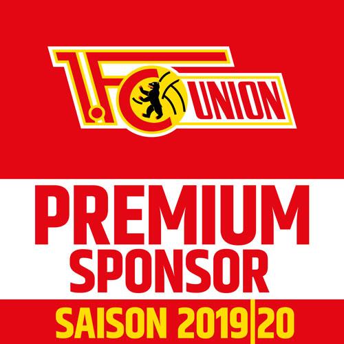 1. FC Union Berlin Premium Sponsor