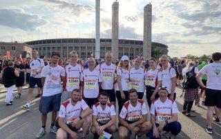 B2RUN Olympiastadion Berlin August 2019