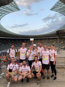 B2RUN Olympiastadion Berlin August 2019 Finish