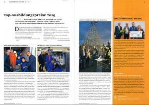 Deutsches Handwerksblatt Ausbildungspreis 2019