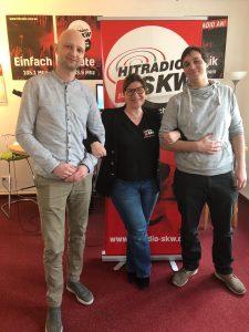 Azubiwoche Hitradio SKW