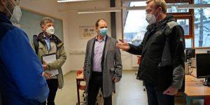 Eichwalde: Grundschule durch Glasfaser auf dem neuestem Stand