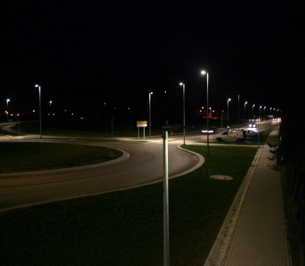 Straßenbeleuchtung L794 Teltow